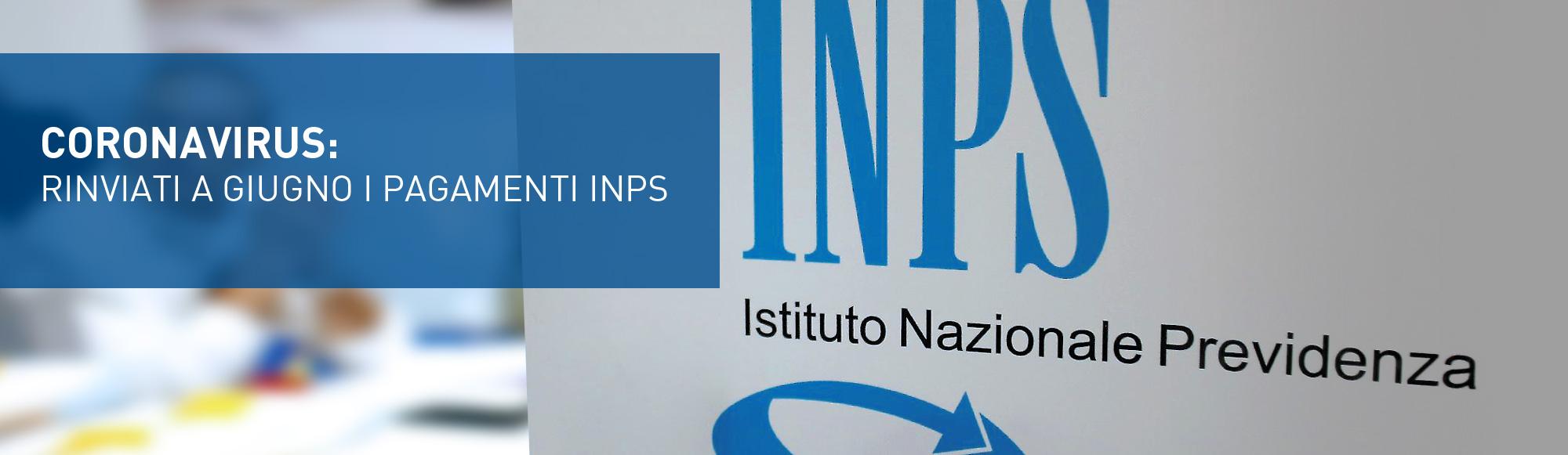 Rinvio pagamento contributi Inps
