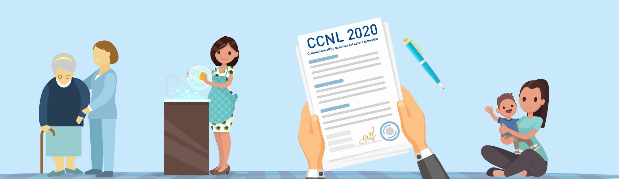 Accordo siglato del nuovo CCNL