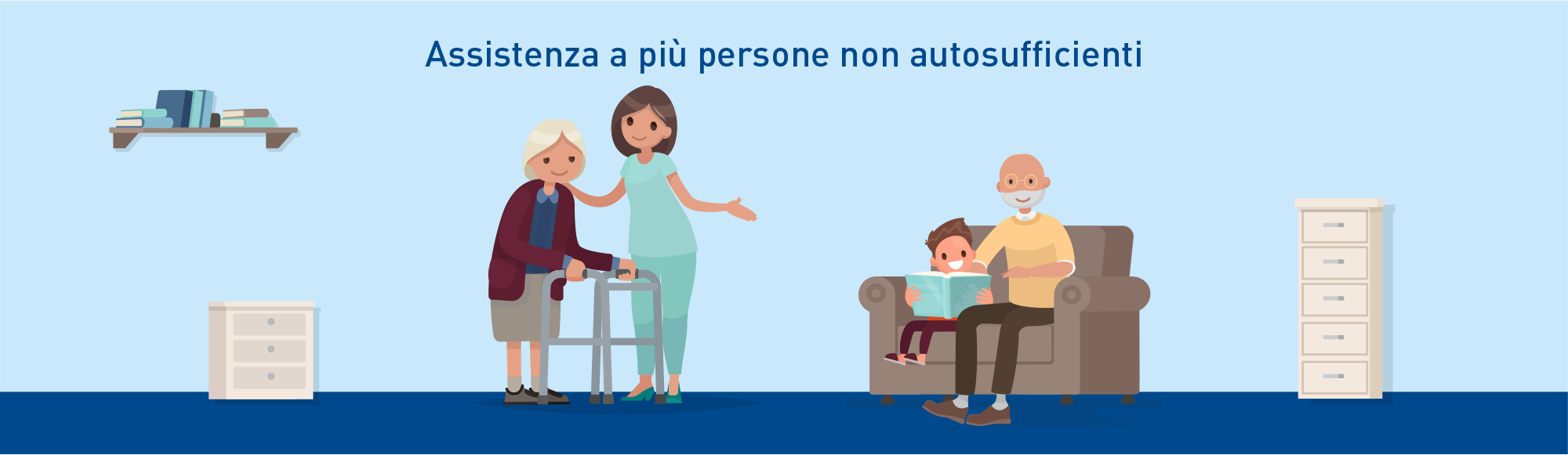Assistenza non autosufficienti