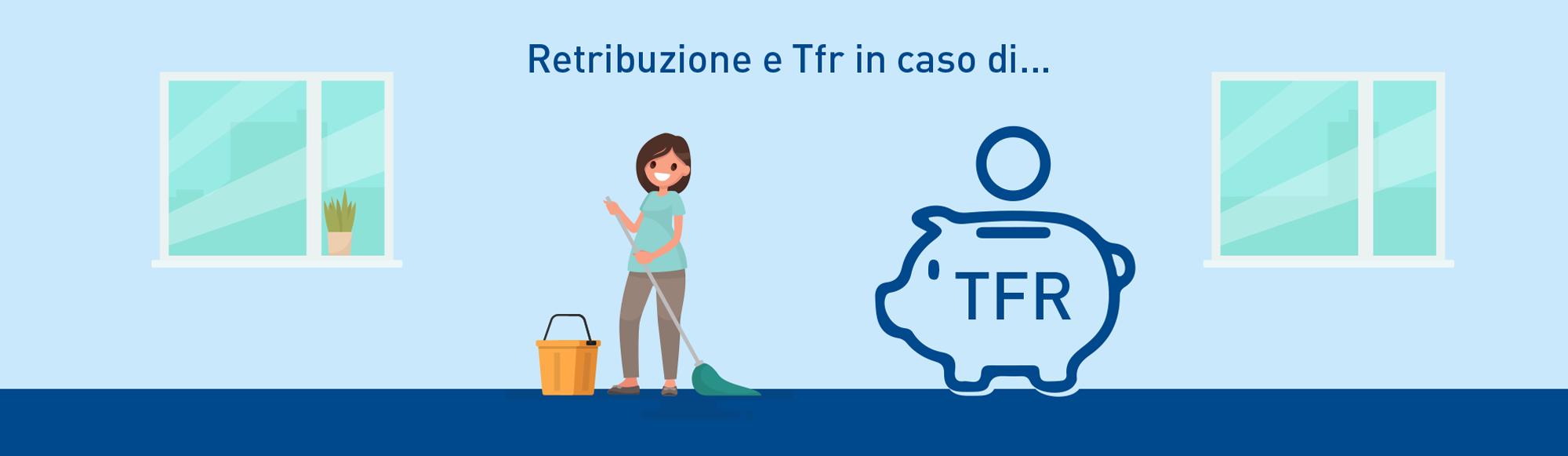 Retribuzione e TFR