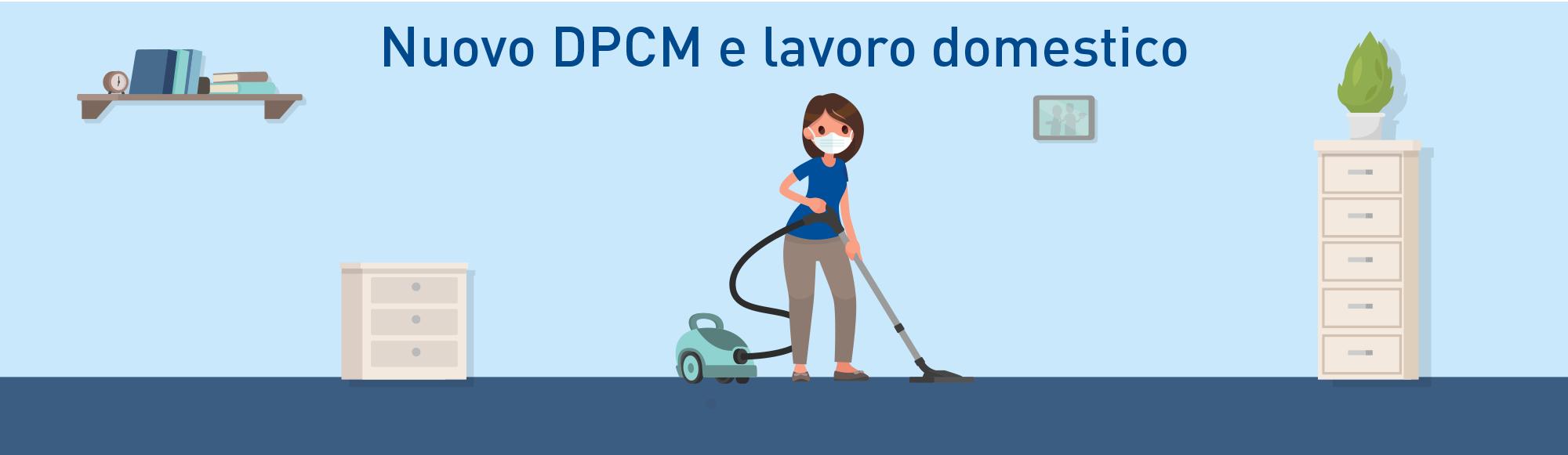 Prosegue il lavoro domestico