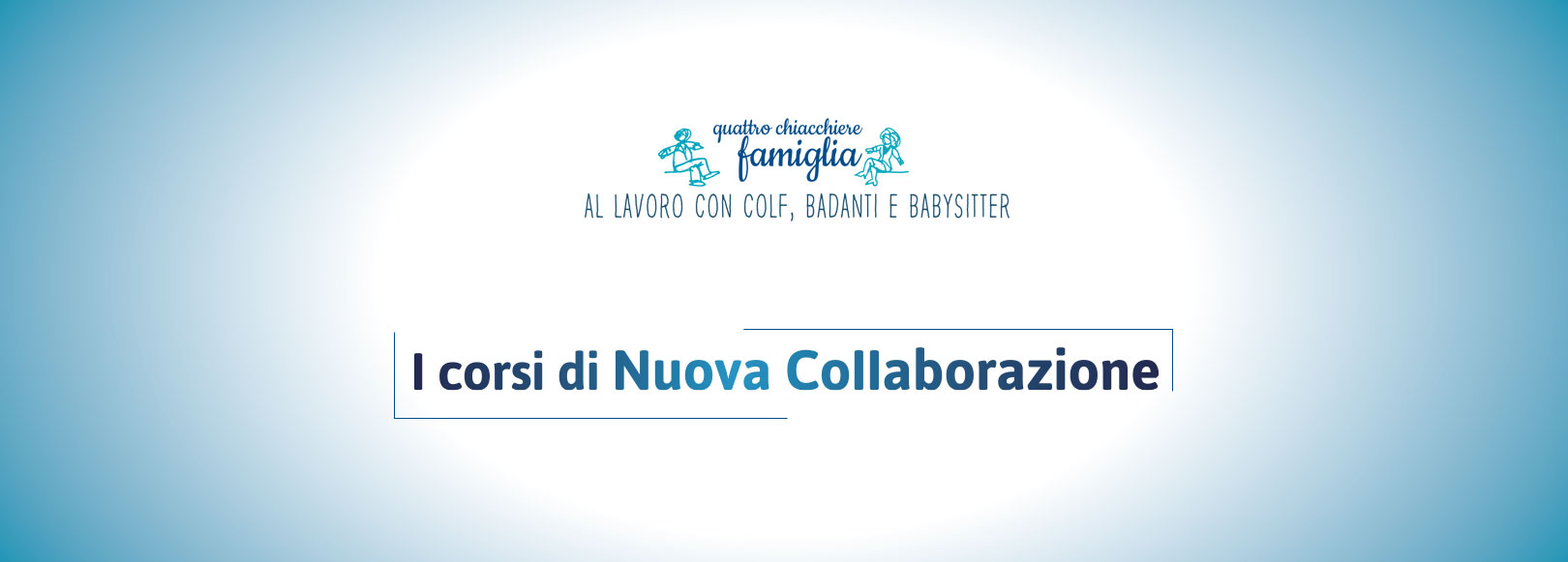 Corsi di formazione Nuova Collaborazione