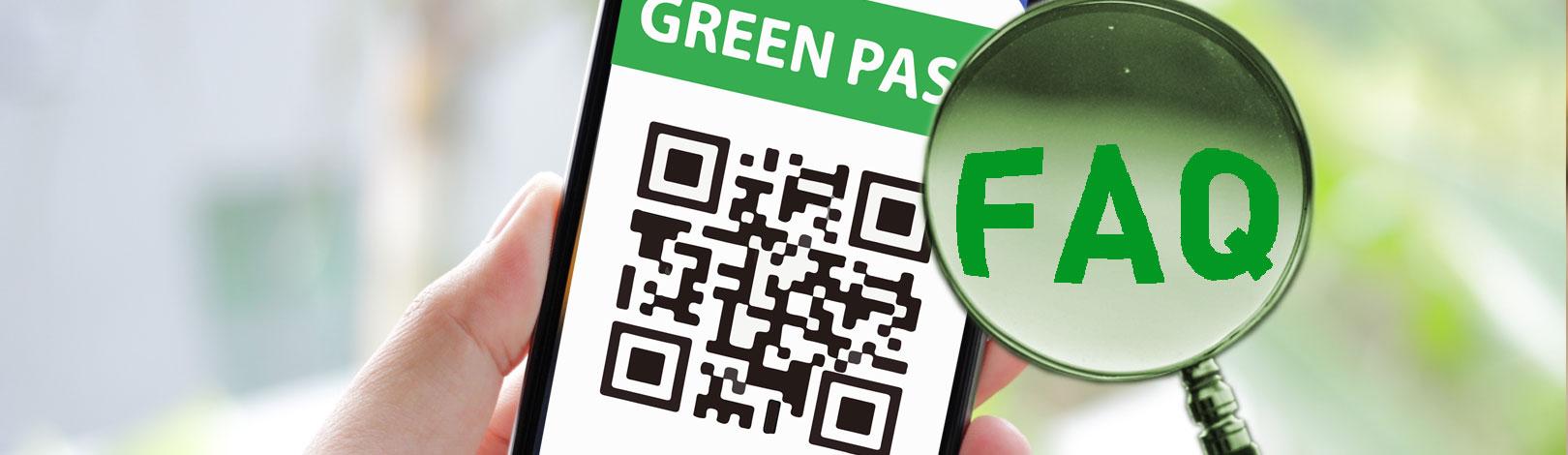 Green pass domande e risposte