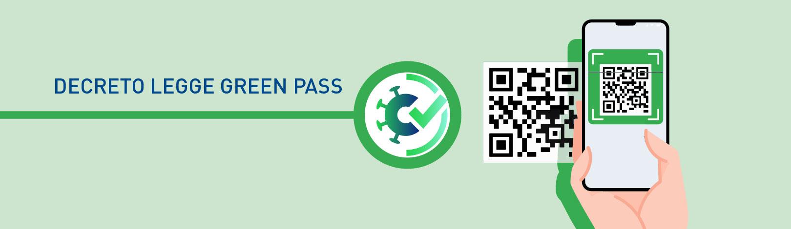 Decreto legge green pass